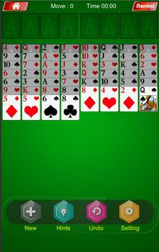 Solitaire FreeCell screenshot 4