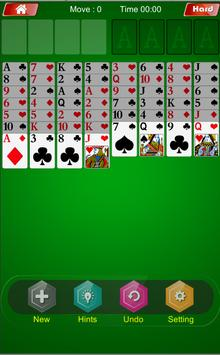 Solitaire FreeCell screenshot 7