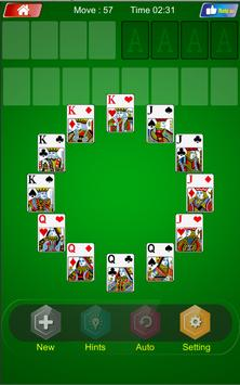 Solitaire FreeCell screenshot 8