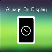 Always On Display ikona