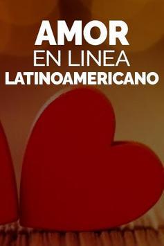 Amor En Linea Latinoamericano poster