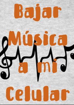 Bajar Musica a Mi Celular Guia Facil y Gratis screenshot 1
