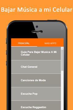 Bajar Musica a Mi Celular Guia Facil y Gratis screenshot 2