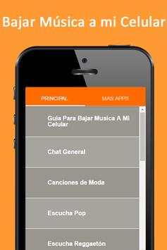 Bajar Musica a Mi Celular Guia Facil y Gratis screenshot 5