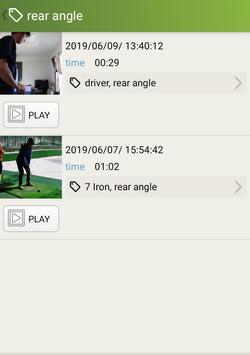 Golf Swing Viewer -Analyze your golf swing easily! screenshot 2