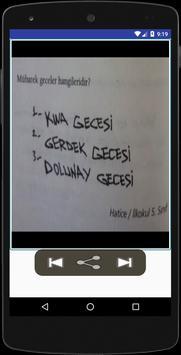 Komik Sınav Kağıtları screenshot 2