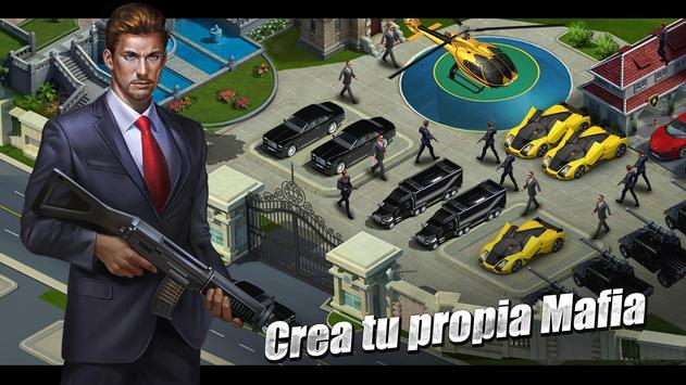 Mafia City captura de pantalla 1