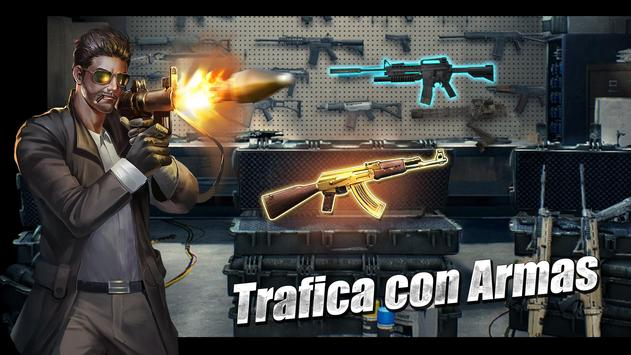 Mafia City captura de pantalla 3