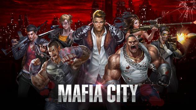 Poster Mafia City