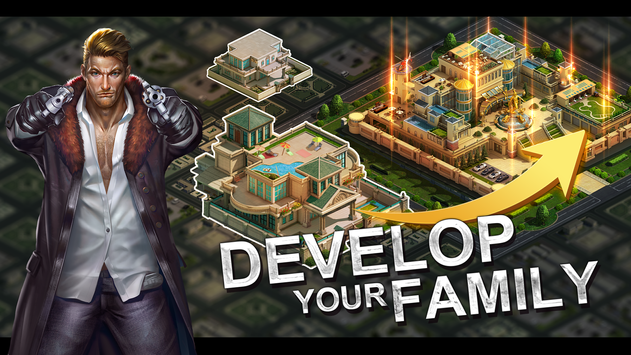 Mafia City screenshot 2