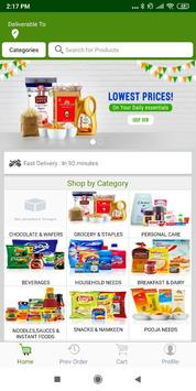 Clubmudi-Online Grocery Shopping App screenshot 3