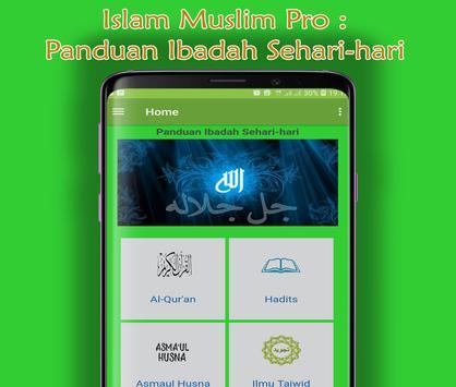 Islam Pro : Panduan Ibadah Sehari-hari poster