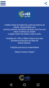 Clube 101,1 FM screenshot 3