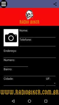 Rádio Biker screenshot 2