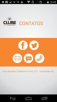 Clube Canoinhas screenshot 4