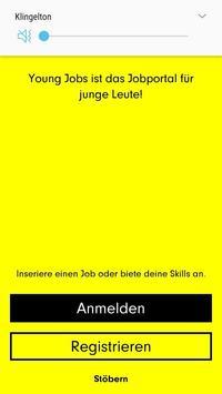 YoungJobs Hamburg poster