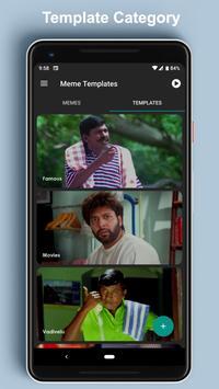 Meme Creator & Templates | Tamil poster