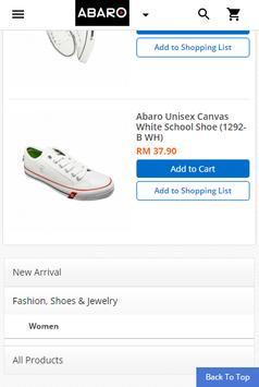 Abaro Shoes screenshot 3