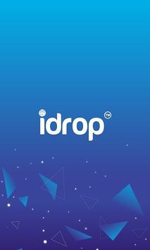idrop marketing poster