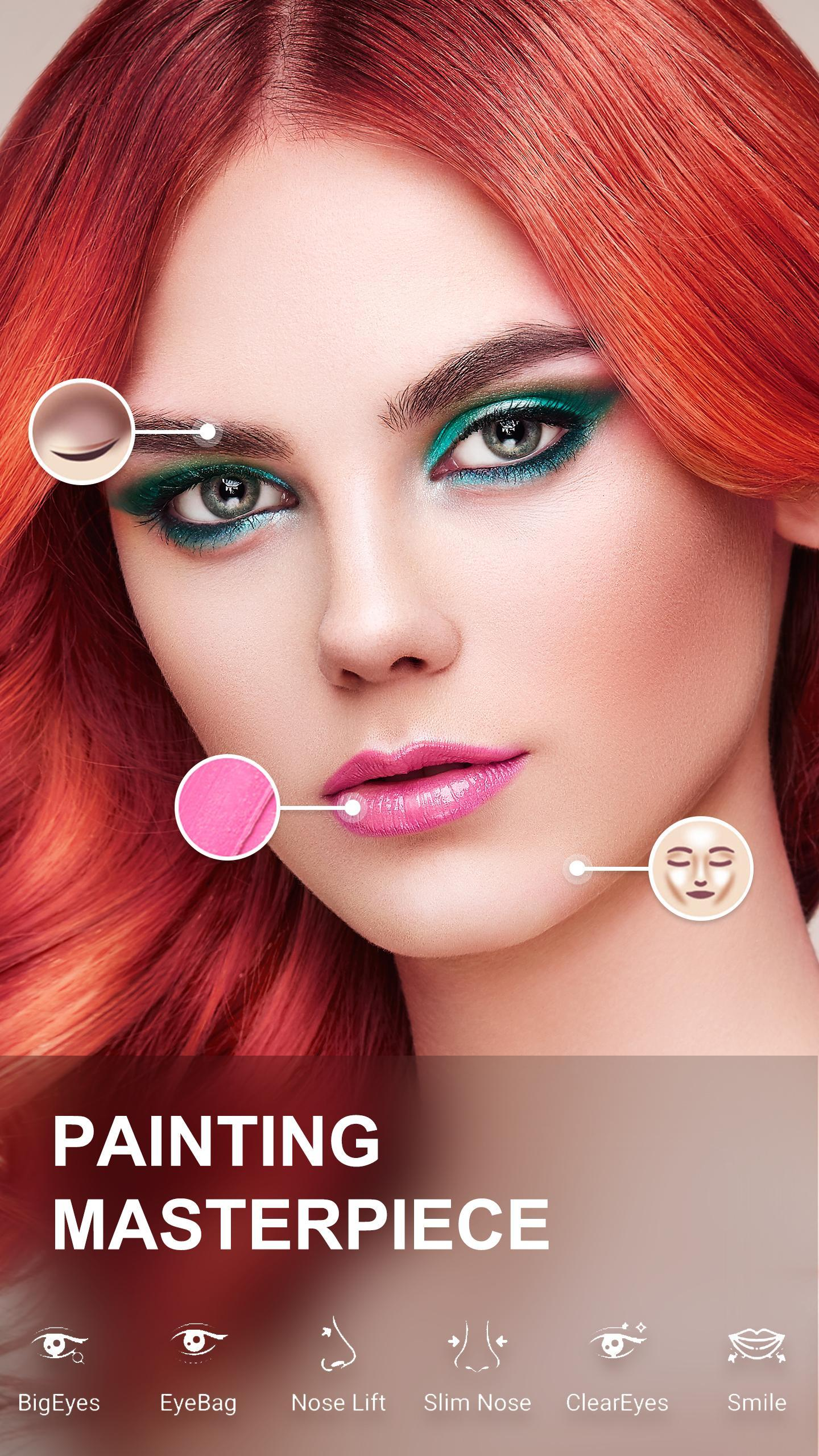 Face Makeup Camera & Beauty Photo Makeup Editor for Android