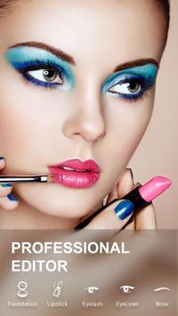Face Makeup Camera & Beauty Photo Makeup Editor screenshot 4