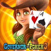 Governor of Poker 3 - Free Texas Holdem Card Games icon