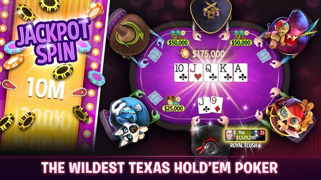 Governor of Poker 3 - Texas Holdem With Friends5