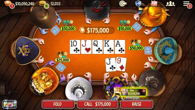 Governor of Poker 3 - Texas Holdem With Friends6