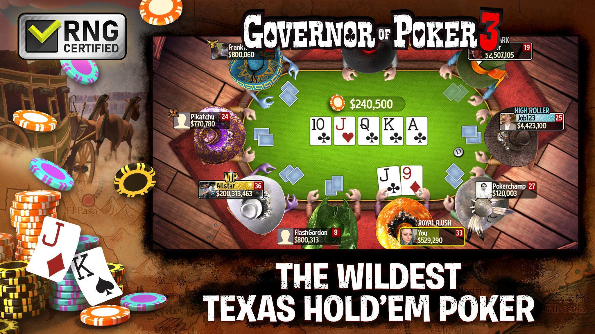 Texas holdem poker app with friends cheat
