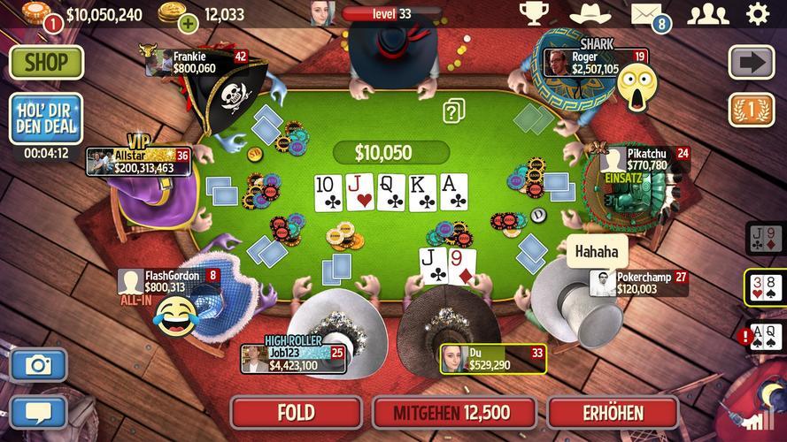 Poker Texas Holdem Spielen
