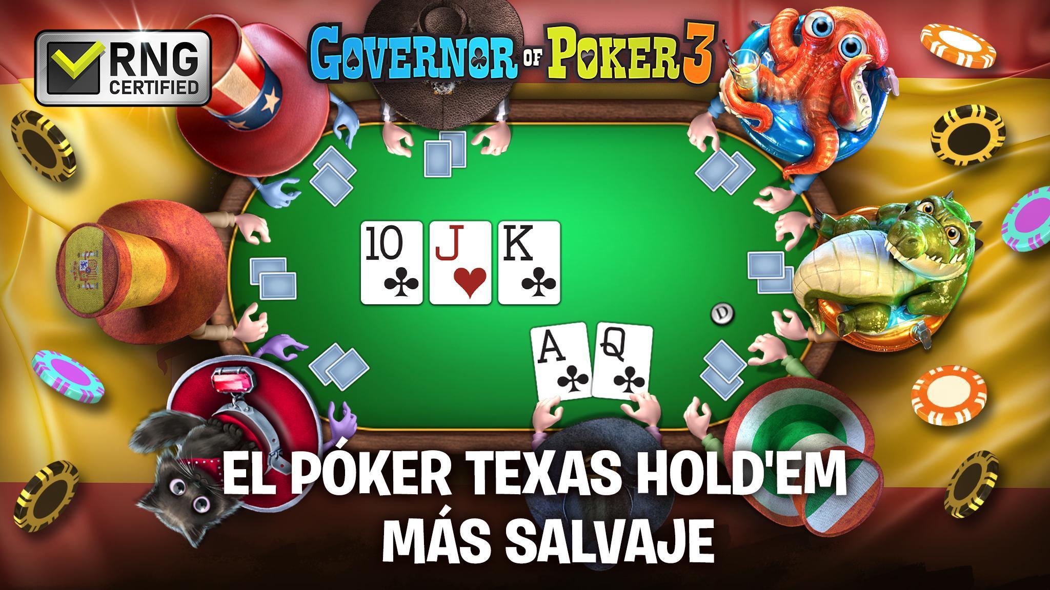 descargar governor of poker texas tycoon apk
