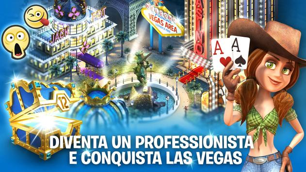 17 Schermata Governor of Poker 3 - Texas Holdem: Carte e Casinò