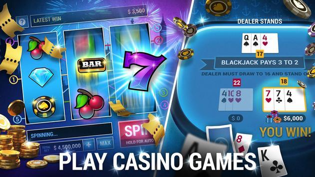 Poker World скриншот 3