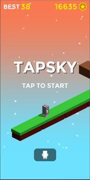 TAPSKY poster