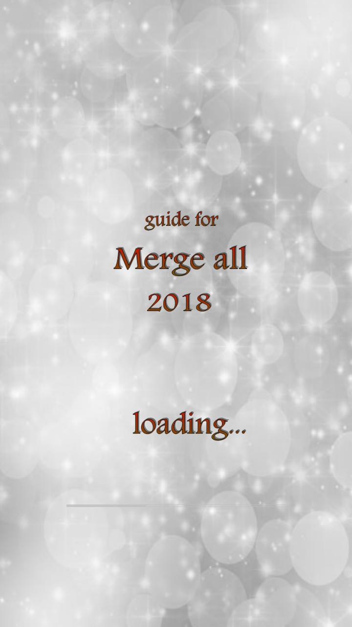 guide for Merge plane All poster
