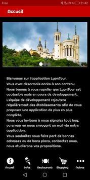 LyonTour poster