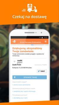 3 Schermata Pyszne.pl: Jedzenie z dowozem