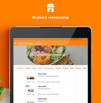 Pyszne.pl: Jedzenie z dowozem スクリーンショット 7