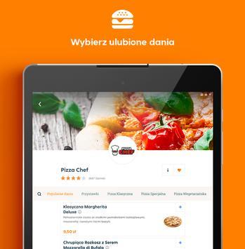 Pyszne.pl: Jedzenie z dowozem スクリーンショット 8