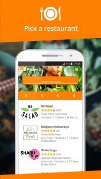 Pyszne.pl – order food online screenshot 1