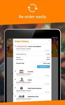 Pyszne.pl – order food online screenshot 9