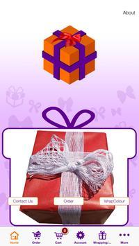 Gift Delivered Service poster