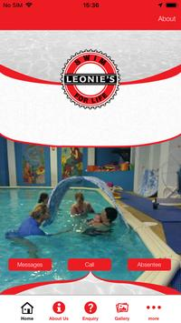 Leonie's Swim For Life App poster