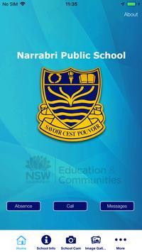 Narrabri Public School App poster