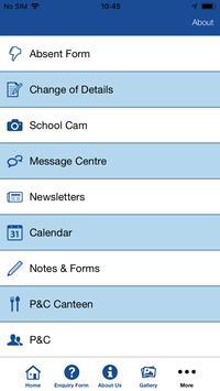 Sussex Inlet Public School App screenshot 3