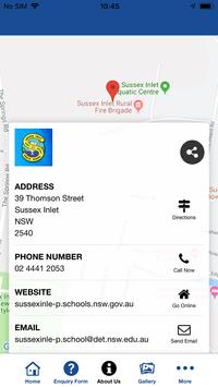 Sussex Inlet Public School App screenshot 2
