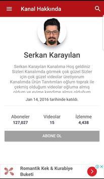 Serkan Karayılan poster