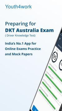 DKT Australia - Driver Knowledge Test Prep App poster