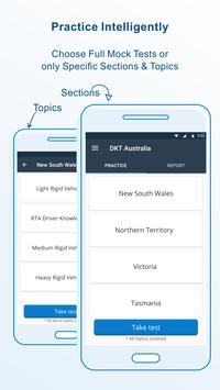 DKT Australia - Driver Knowledge Test Prep App screenshot 2