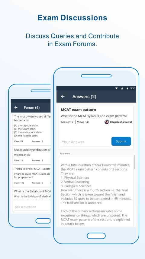 MCAT Medical Exam Prep for Android - APK Download